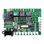 Ground heat pump PCB board