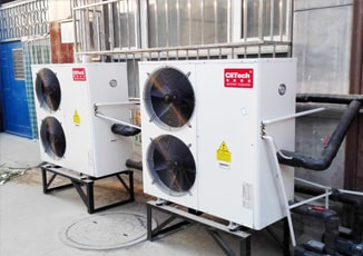 clitech heat pump project-min