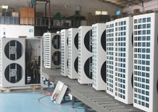 heat pump noise level-min