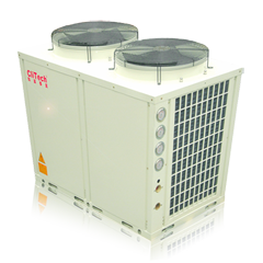 heating & air conditioning multifunctional unit